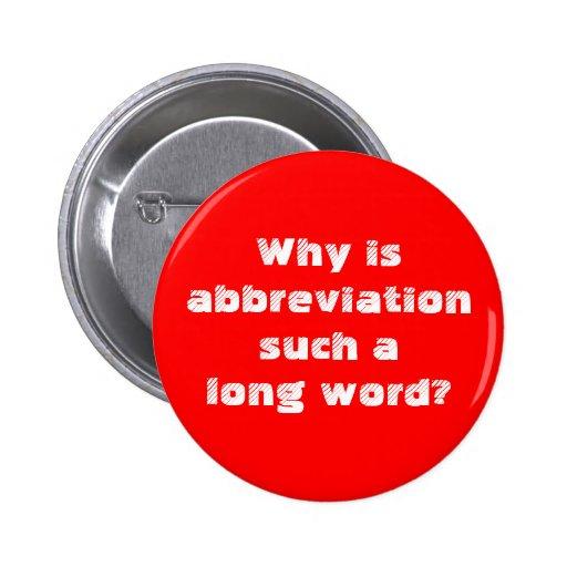 """""""Abbreviation"""" Button"""