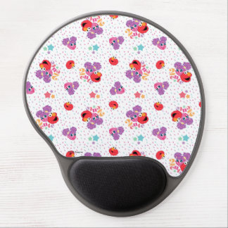 Abby And Elmo 2 Cute Pattern Gel Mouse Pad