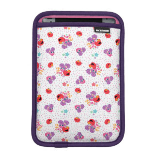 Abby And Elmo 2 Cute Pattern iPad Mini Sleeve