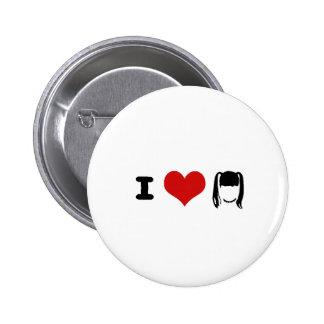abby 2 inch round button