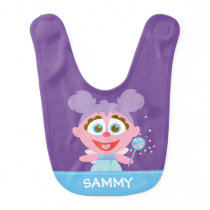 Abby Cadabby Baby | Add Your Name Bib
