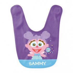 Abby Cadabby Baby Baby Bib