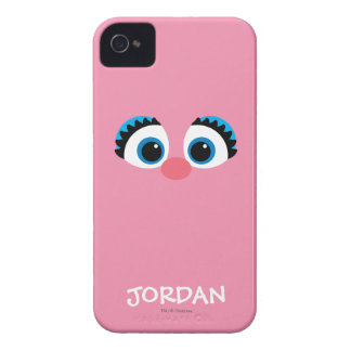 Abby Cadabby Big Face | Add Your Name iPhone 4 Case