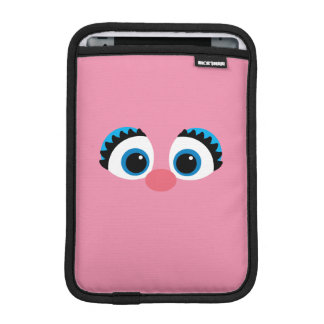 Abby Cadabby Big Face iPad Mini Sleeve
