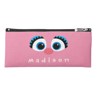 Abby Cadabby Big Face Personalized Pencil Case