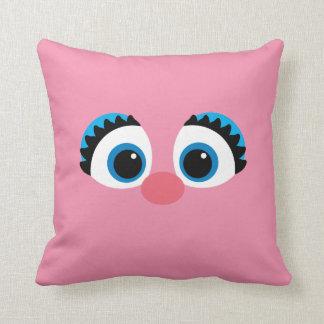 Abby Cadabby Big Face Pillow