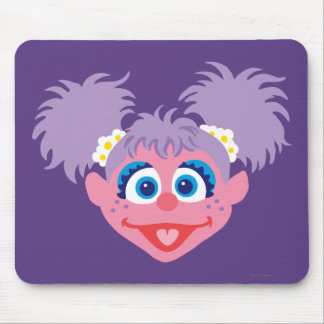 Abby Cadabby Face Mouse Pad