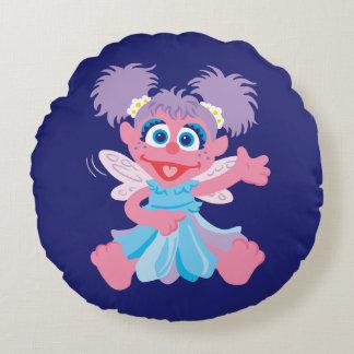Abby Cadabby Fairy Round Pillow