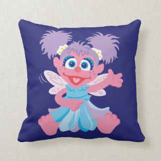 Abby Cadabby Fairy Throw Pillow