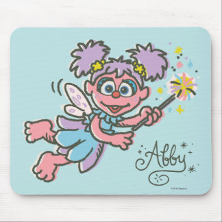 Abby Cadabby Flying Mouse Pad