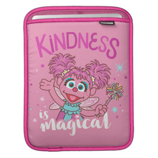 Abby Cadabby - Kindness is Magical Sleeve For iPads