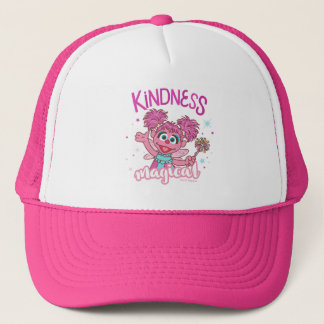 Abby Cadabby - Kindness is Magical Trucker Hat