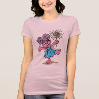 Abby Cadabby Retro Art T-Shirt