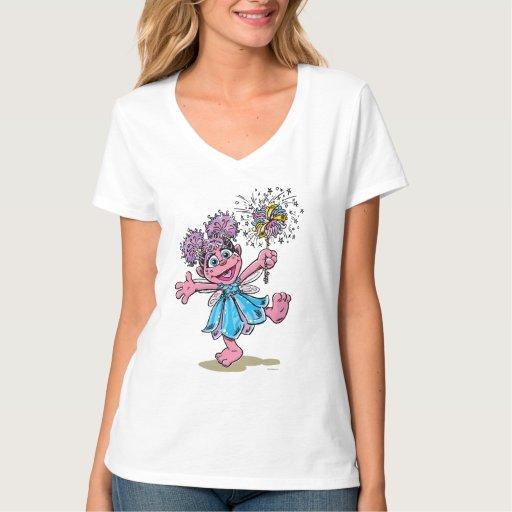 Abby Cadabby Retro Art Tshirt
