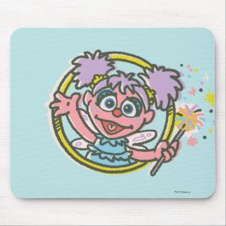 Abby Cadabby Vintage Mouse Pad