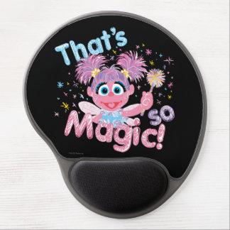Abby Cadabby Wand Gel Mouse Pad