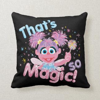 Abby Cadabby Wand Pillow