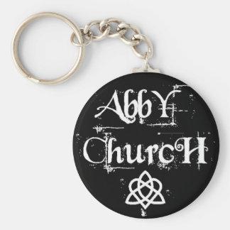 AbbY ChurcH KeychaiN