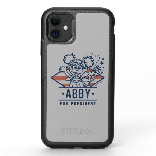 Abby For President OtterBox Symmetry iPhone 11 Case