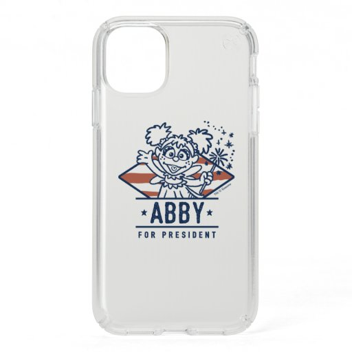 Abby For President Speck iPhone 11 Case