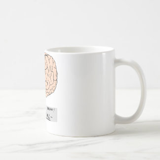 Abby normal taza de café
