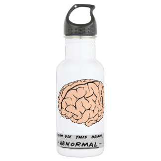 Abby Normal Water Bottle