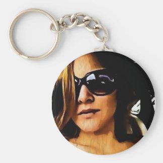 Abby Owens Keychain