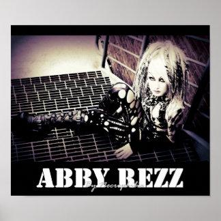 Abby Rezz de Necro Philia Impresiones