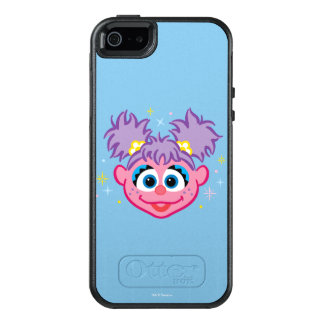 Abby Smiling Face OtterBox iPhone 5/5s/SE Case