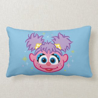 Abby Smiling Face Pillow