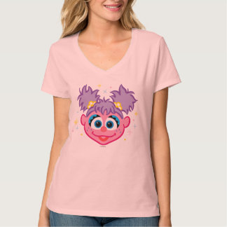 Abby Smiling Face T-Shirt