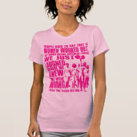 "Abbye ""Pudgy"" Stockton - Lifting for Women - Shirt"