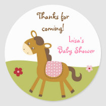 Abby's Farm Farm Animal Envelope Seals Stickers