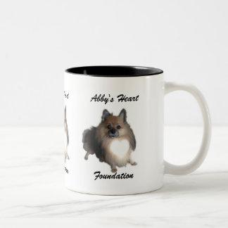 Abby's Heart Foundation Coffee Mug
