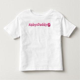 AbbysDaddy.com Toddler T-shirt