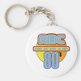 abc80s-hires keychain