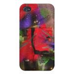 ABC 204 del arte del arte del arte iPhone 4/4S Carcasas