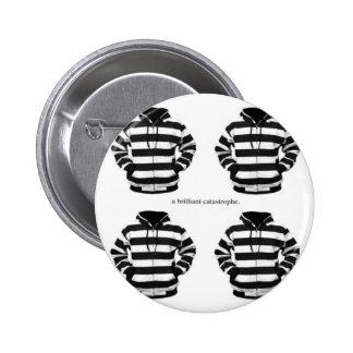 ABC (alfa) Merch Pin Redondo 5 Cm