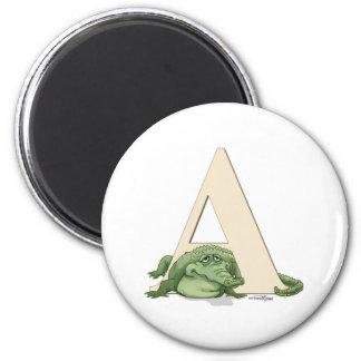 ABC - Alligator Fridge Magnet