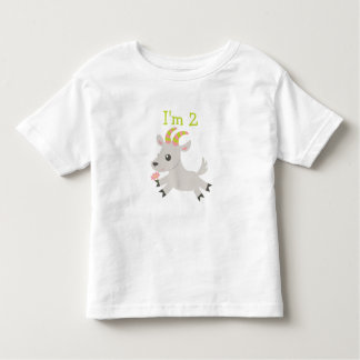 ABC Animals 2 year old T-shirt