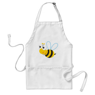 ABC Animals Betty Bee Adult Apron