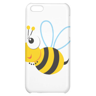 ABC Animals Betty Bee Case For iPhone 5C