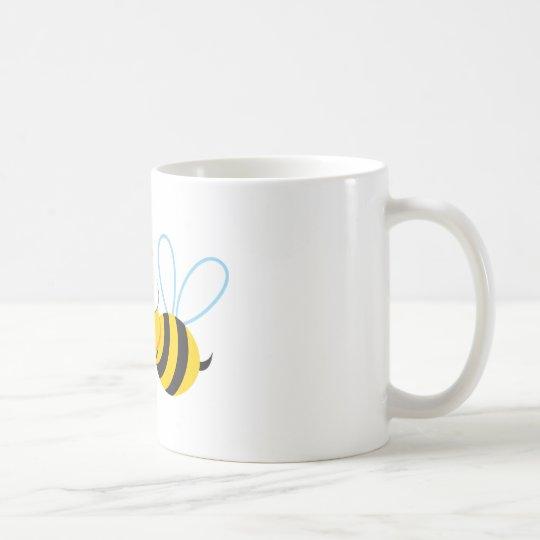 ABC Animals Betty Bee Coffee Mug