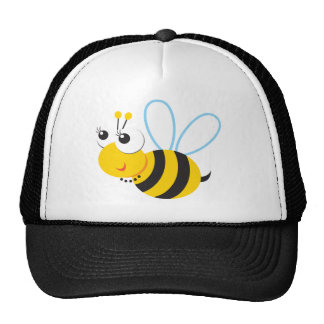 ABC Animals Betty Bee Trucker Hat