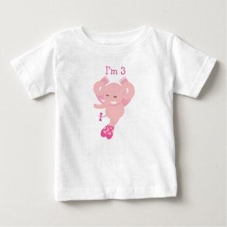 ABC Animals Birthday T-shirt 3rd Birthday