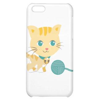 ABC Animals - Carrie Cat iPhone 5C Cases