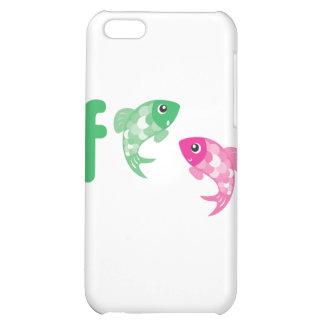 ABC Animals - Fish iPhone 5C Cases
