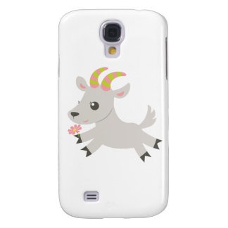 ABC Animals Gabby Goat Samsung Galaxy S4 Covers