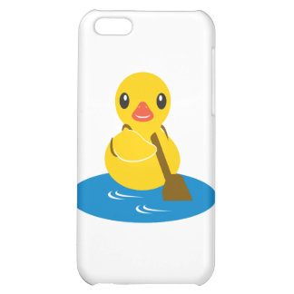 ABC Animals - Paddle Duck Cover For iPhone 5C