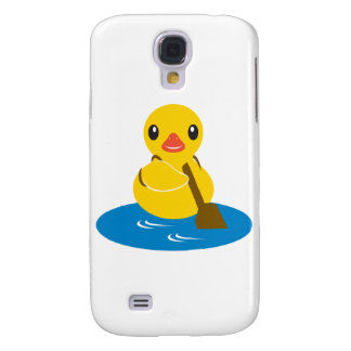 ABC Animals - Paddle Duck Samsung Galaxy S4 Cases